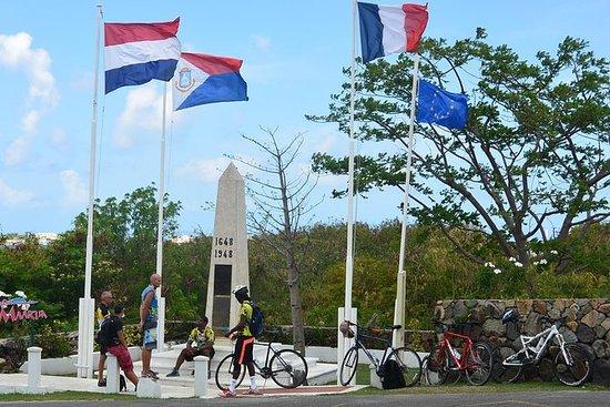St Maarten Sightseeing Tour med sykkel