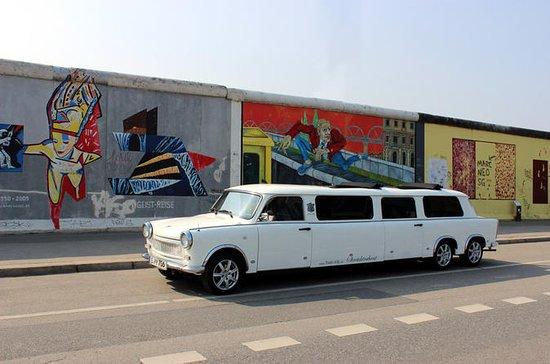 Excursão Privada: Berlim em limusine...
