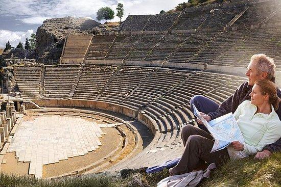 Legende Ephesus Full Day From Kusadasi