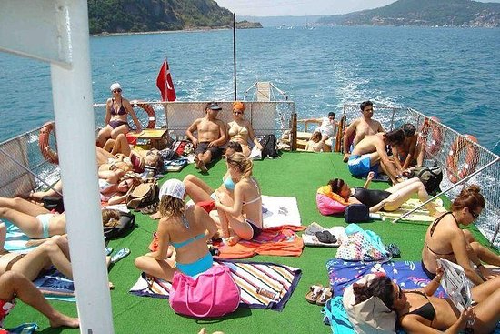 All-inclusive-Bootstour in Marmaris...