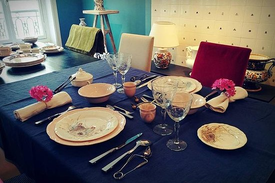 Franska bordsställning och Manners ...