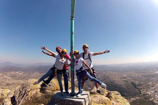 La Peña de Bernal Rock Climbing and...