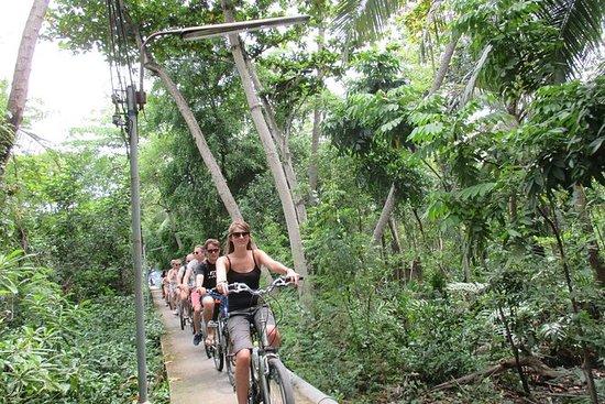 隐藏曼谷的5小时自行车之旅
