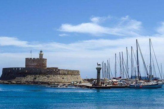 Rhodes Private Full-Day Tour