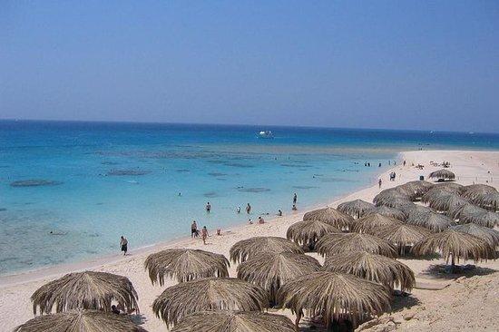 Insel Giftun Mahmya Strand und...