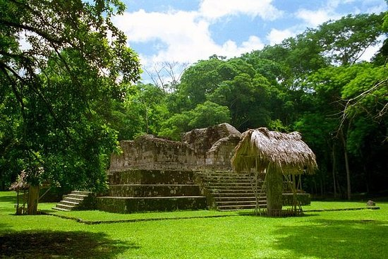 Dagstur til Ceibal arkeologiske område
