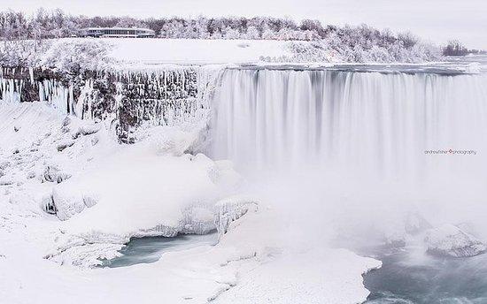 Especial de invierno: cataratas del...