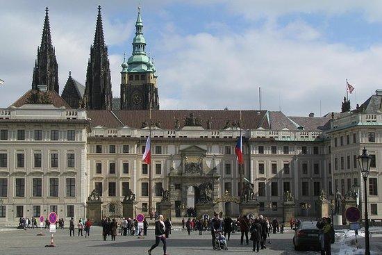 Circuit de visite de Prague, d'une...