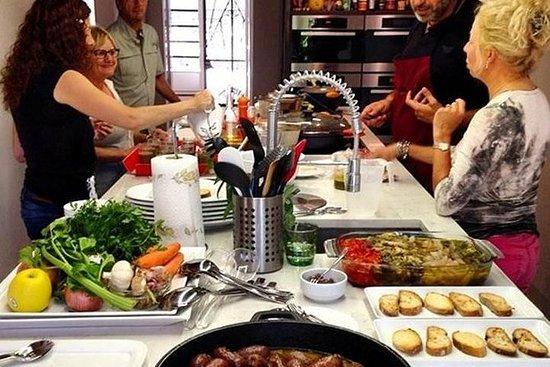 Cours de cuisine traditionnelle à...