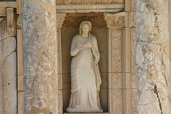 Privat Efesus og The House of Virgin...