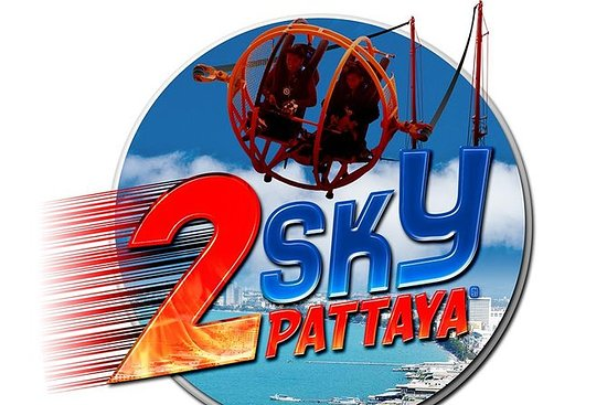 2SKY Pattaya Rocket Ball Ride