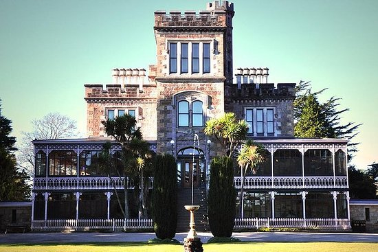 Small Group Larnach Castle Tour