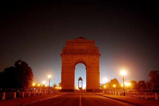 Delhi Night Watch-avondrondleiding ...