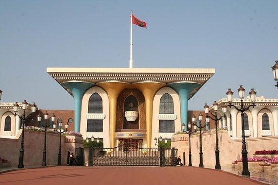 Tour della città di Muscat e pranzo