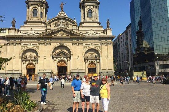 Visite de la ville de Santiago du...