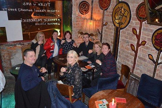 Visita nocturna Vodka de Varsovia por...