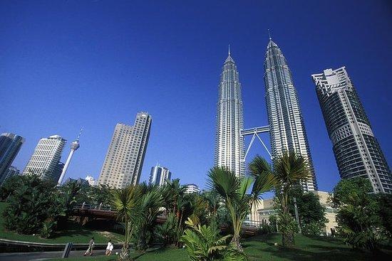 Tour de exploración de Kuala Lumpur...