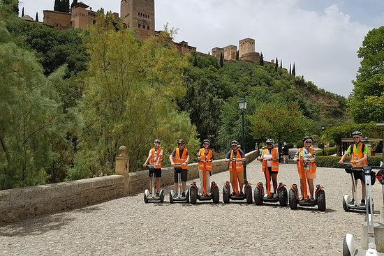 Granada Segway Tour to Albaicin and...