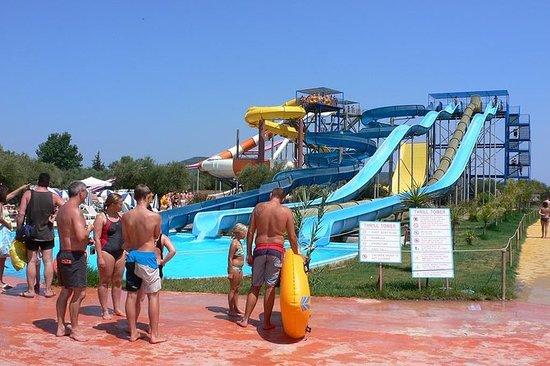 Toegangsbewijs Zante Waterpark in ...