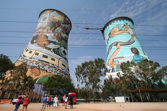 Excursão de meio dia em Soweto em...