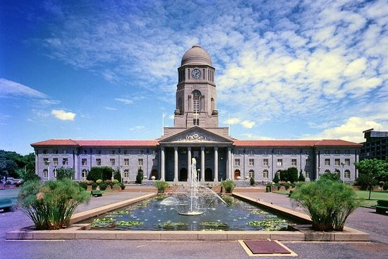 Half-Day Pretoria City Tour from...