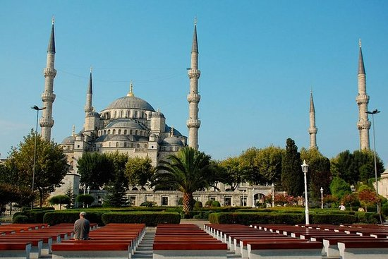 Old City Private Day Tour fra Istanbul