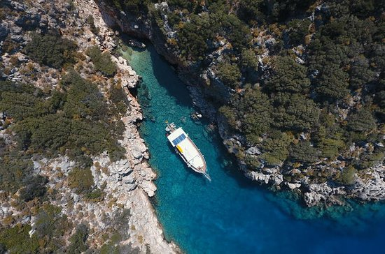 Private Boat Trip to Kas Islands...