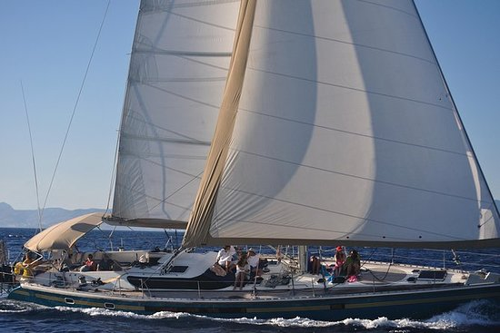 Small-Group Sailing Yacht Cruise to...