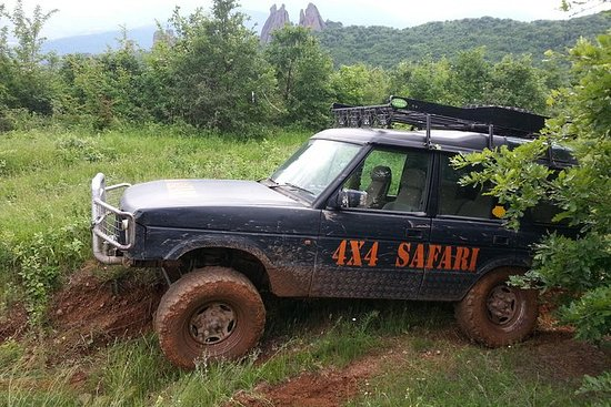 First Ladies of Belogradchik 4x4...