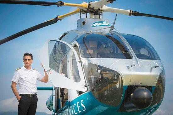Helicopter Sightseeing Tour in Hong...