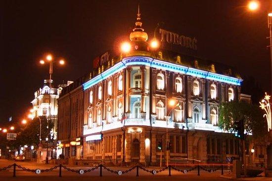 Visite à pied de Varna et dégustation...