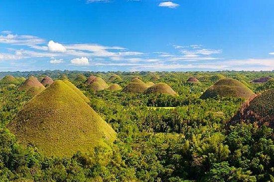 Tour della campagna di Bohol di