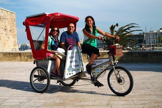 Recorrido por Bari en rickshaw con...