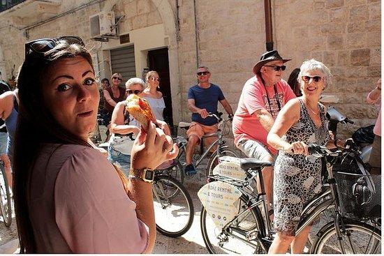 Tour in bici per gli street food di