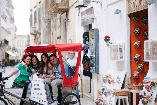 Tour de compras de Lecce por Rickshaw