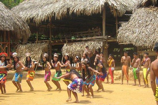Dagstur til Embera Drua Village