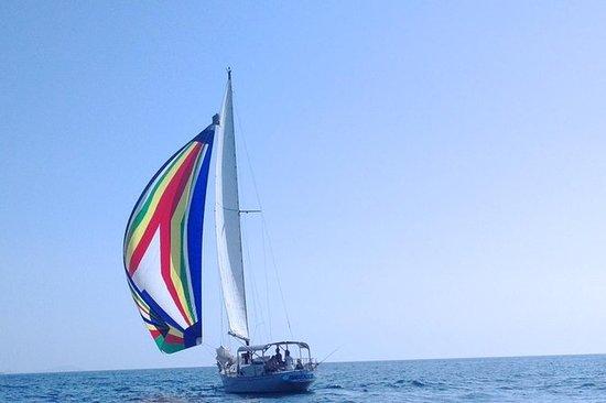 Sunset Snorkel et voyage à la voile...