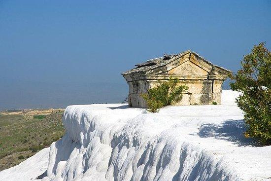 Pamukkale Hot Springs en Hierapolis ...