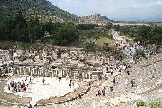 Tour archeologico privato di Efeso di