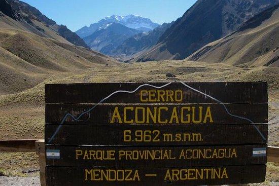 Excursion randonnée au mont Aconcagua...