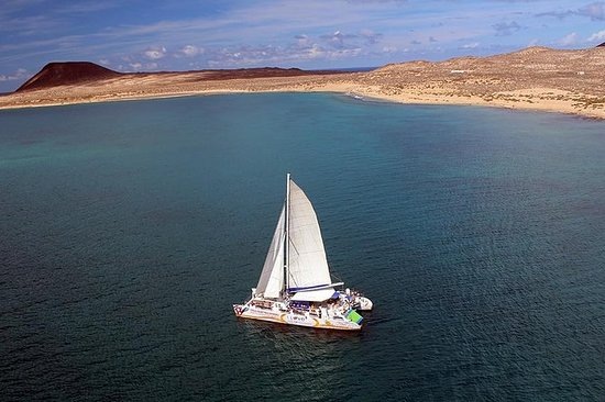 Graciosa Marine Reserve Catamaran ...