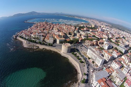 Full-day Alghero Tour with Wine...