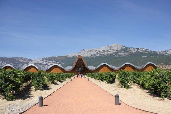 Tour delle cantine della Rioja da San