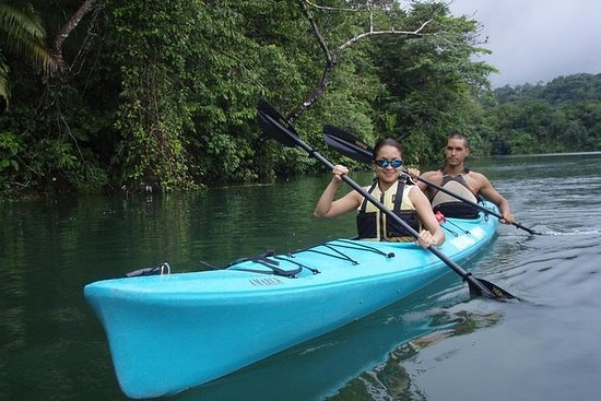 Chagres River Kayak Expedition Fra...