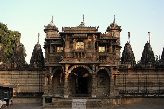 Ahmedabad Private City Tour inklusive...