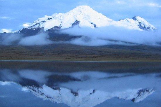 キトからAntisana火山へのプライベートデイトリップ