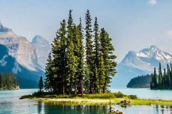 Maligne Lake Cruise
