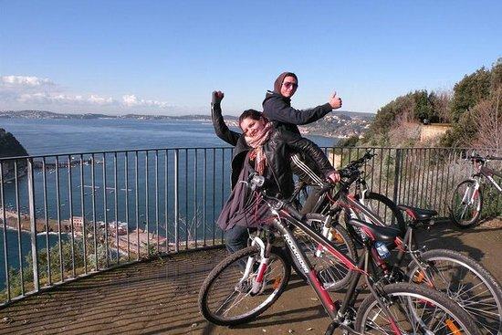 Visite de bord de mer en vélo de...