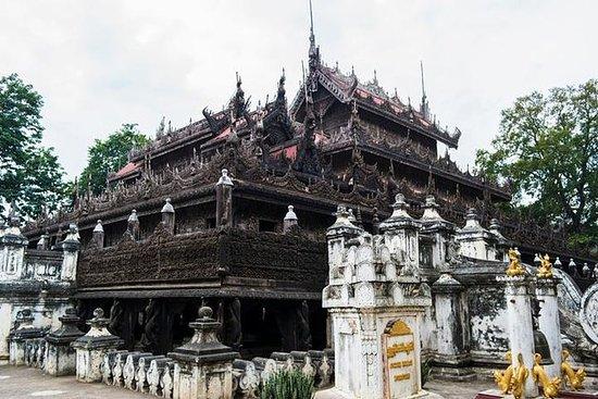 Excursión de día completo en Mandalay