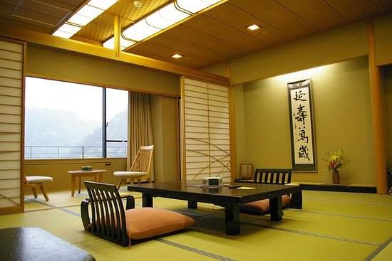 Overnight Stay at Takinoyu Ryokan in...